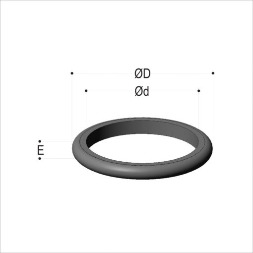 aneis outros aneis borracha vulcanizados borracha