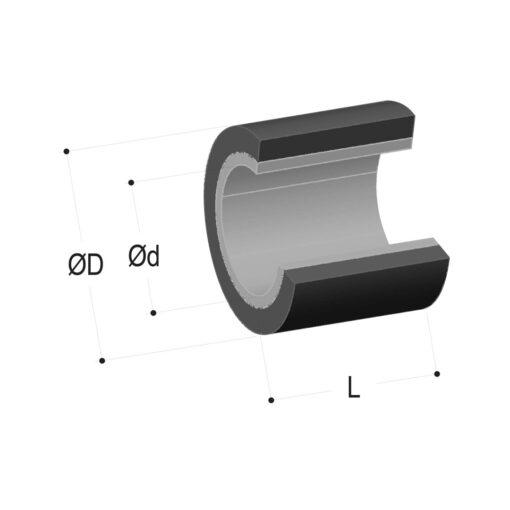 buchas  metalicos usinaveis aço borracha vulcanizados borracha