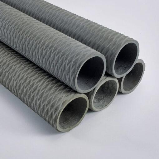 tubo vulcanizado borracha sbr40/45shore