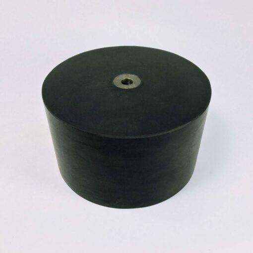 tampa metálico usináveis aço vulcanizado borracha ccac 60
