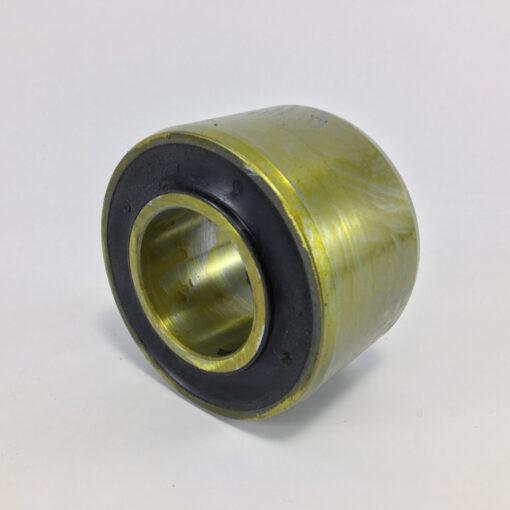 bucha metálico usináveis aço vulcanizado borracha ln 60