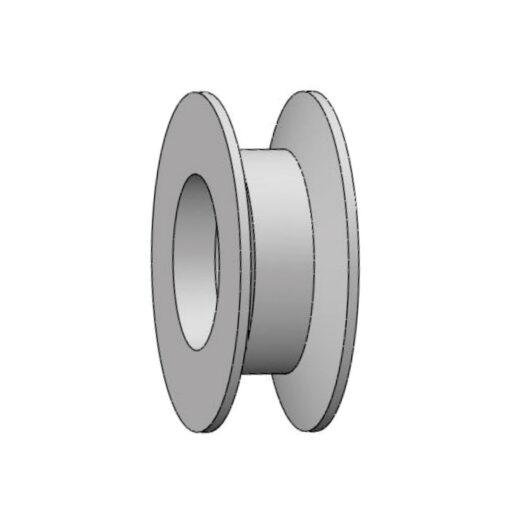 polia metalicos usinaveis aço cerâmica classificação e escolha