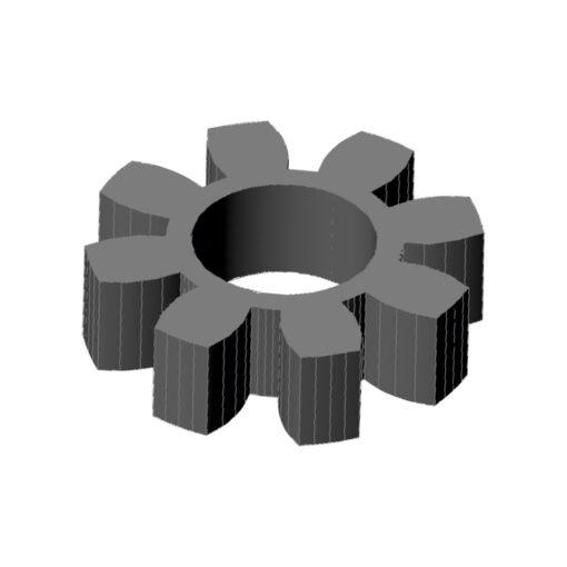 junta acoplamentos borracha vulcanizados borracha cerâmica retifica