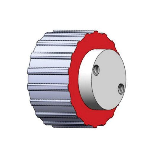 polia sincronizada metalicos usinaveis aço cerâmica retifica